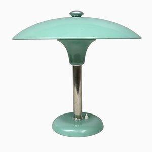 Bauhaus Schröder 2000 Table Lamp by Max Schumacher for Metallwerk Werner Schröder, 1930s