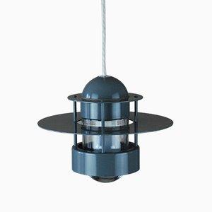 Danish Orbiter Pendant Lamp by Jens Møller-Jensen for Louis Poulsen, 1980s