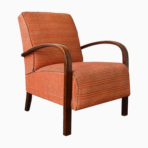 Model No. B953 Armchair by Michael Thonet for Thonet, 1930s