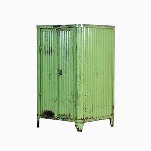 Iron Industrial Cabinet, 1950s