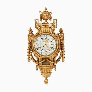 Gustavian Wall Clock, 1900s