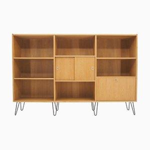 Oak Bookcase, Denmark, 1960s