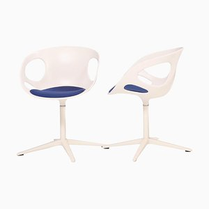 Rin Chairs by Hiromichi Konno for Fritz Hansen, Set of 2