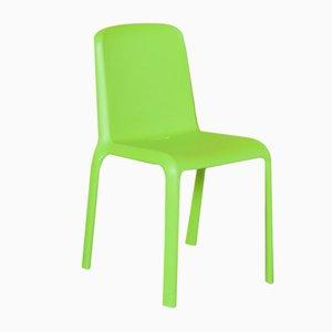 Snow Chair in Green by Odoardo Fioravanti for Pedrali