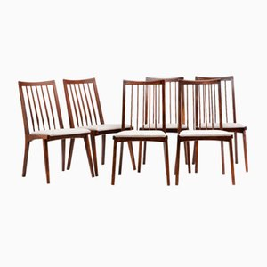 Type 200-157 Chairs by R. T. Hałas, Set of 6