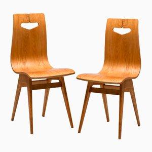 1329 Stühle von RT Hałas, 2er Set