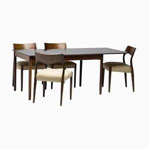 Rosewood Dining Set from Fristho