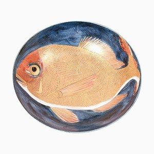 Handbemalte japanische Keramikschale