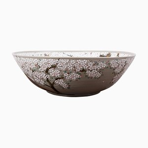 Scodella in ceramica dipinta a mano, Giappone