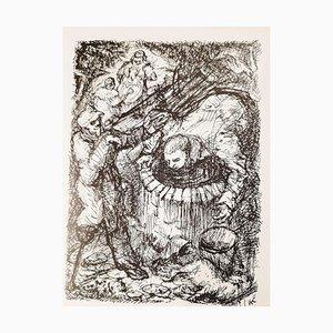Offenbarung und Untergang, Original Edition Illustrated by Alfred Kubin, 1947