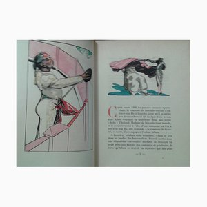 Les Bestiaires, Original Edition Illustrated by Henry De Montherlant, 1926