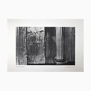 Church of St. Marcellinus, Vintage Print After Mimmo Jodice, 1980s