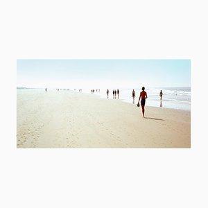 Cadiz, signierte limitierte Auflage Fine Art Print, Farbfotografie, Urlaub, 2001