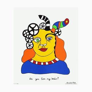 Do You Like My Brain?, Niki De Saint Phalle