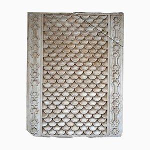 Brunnenelement mit Marmorplatte