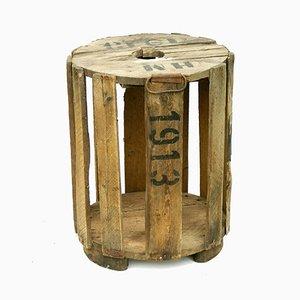 Antike Plankensäule,