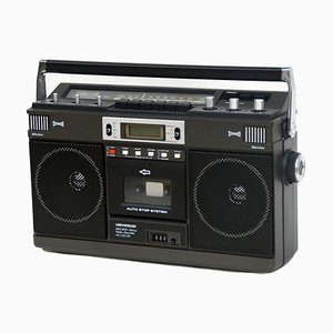 Universum Stereo Radio Recorder, 1980s