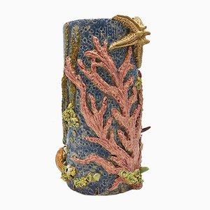 Sea World Series Vase von Carolina Pholien, 2019