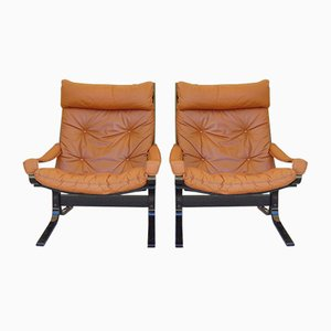 Armchairs by Ingmar Relling, Set of 2