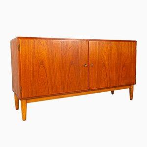 Danish Modern Teak Sideboard von Carlo Jensen für Hundevad & Co., 1960er