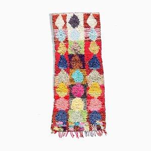 Berber Boucherouite Teppich