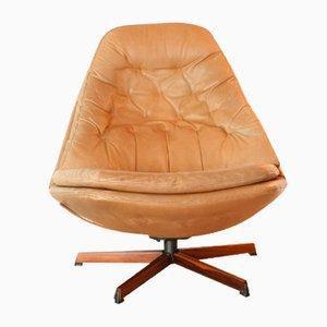 MS68 Swivel Lounge Chair & Ottoman Set from Madsen & Schubel