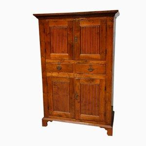 Colonial Four-Door Cupboard