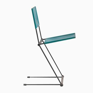 Ballerina Chairs by Herbert Ohl for Matteo Grassi, Set of 2