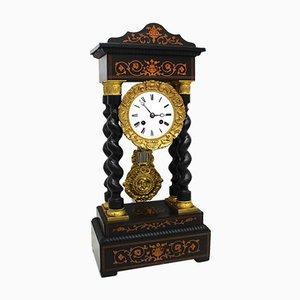 Reloj de péndulo Napoleon III antiguo