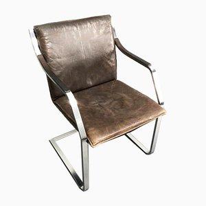 Chaise de Conférence Modèle Pattino par Rudolf Glatzel pour Walter Knoll, Allemagne, 1970s