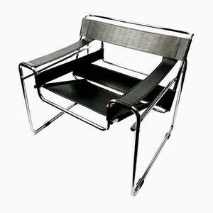 B3 Wassily Armchair by Marcel Breuer