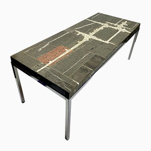 Coffee Table in Stone