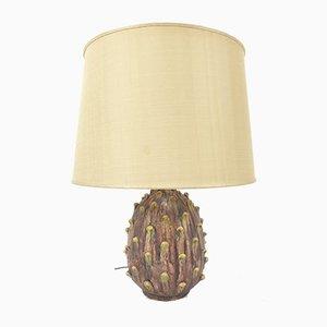 Lampe de Bureau en Céramique par Marcello Fantoni pour Raymor, Italy, 1960s