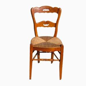 Stühle aus Ulmenholz, 6er Set