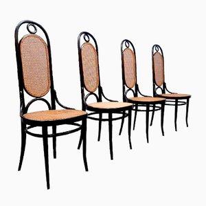 Vintage Esszimmerstuhl von Michael Thonet