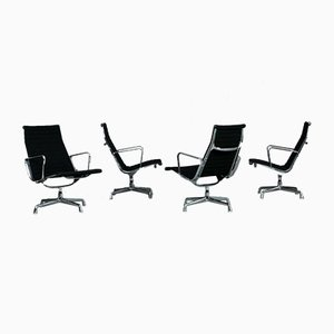 Aluminum EA 116 Lounge Chair from Vitra