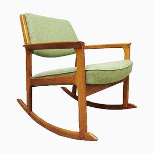 Swedish Vintage Rocking Chair