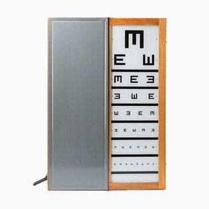 Póster Optotype Eyepiece