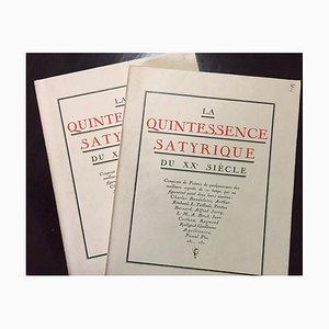 André Malraux, La Quintessence Satyrique du XX siècle, Originalausgabe, 1926