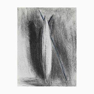 Lithographie Originale Nunzio Di Stefano, Firefly 2, 1985