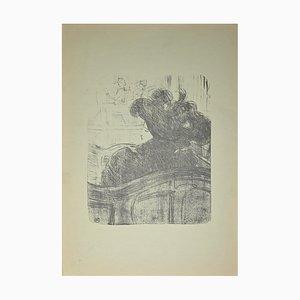 After-Henri De Toulouse-Lautrec, Originale Lithographie, 1970er