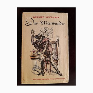 Alfred Leopold Isidor Kubin, Das Meer Wunder, Book Illustrated, 1934