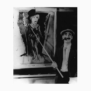 Unknown, the Marx Brothers, Vintage B/W Photograph, 1930s