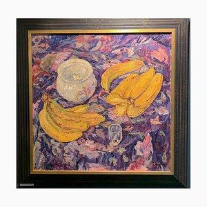 Still Life, Öl auf Leinwand, 1997