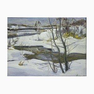 Stream Schnee, 1975