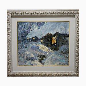 Georgij Moroz, White Snow