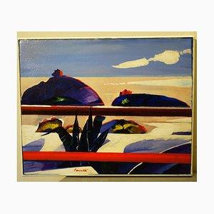 Fernando Farfulli, Landscape, 1970