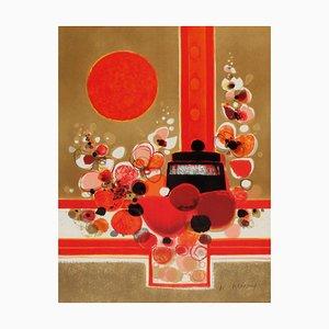 1973, Red Sun, Frédéric Menguy