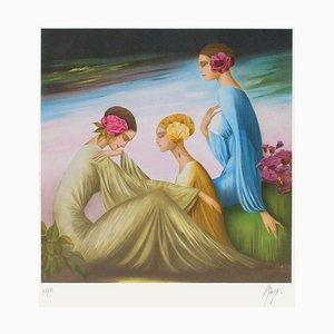 Les trois Grâces von Philippe Augé