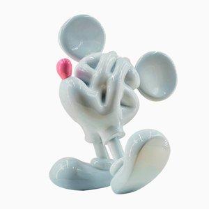 Aspencrow, Nickel Mouse - White, 2021